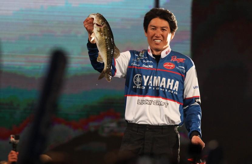 Takahiro Omori (3rd, 44-3) Photo: James Overstreet