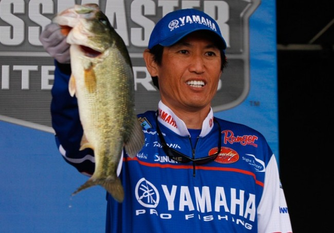 Takahiro Omori (16th, 30-12). Photo by James Overstreet