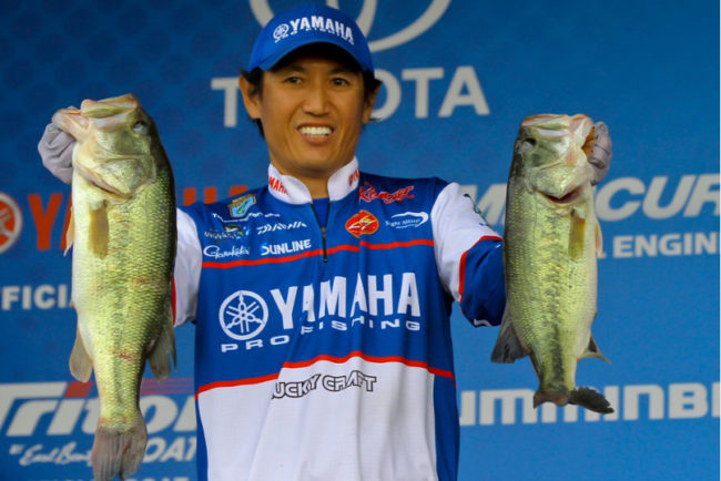 Takahiro Omori (4th, 33-10) Photo: James Overstreet